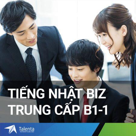 Tiếng Nhật Business B1-1