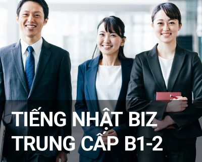 Tiếng Nhật Business B1-2